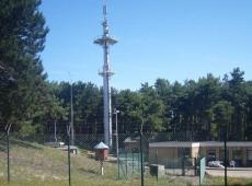 """militair domein (""""Kwartier Radstabe"""") in De Haan (Vlissegem)"""