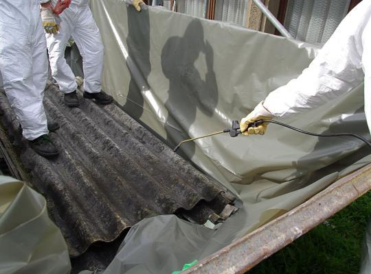 asbestverwijdering